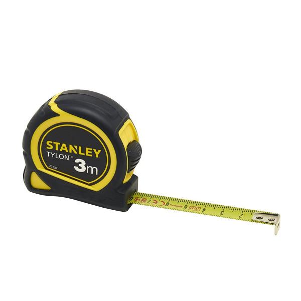 Рулетка измерительная, 3м, STANLEY