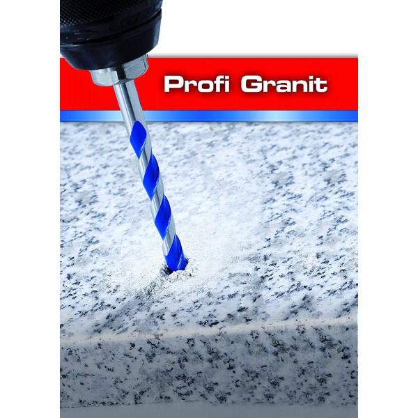 Сверло по граниту Profi Granit Ø6.0 (10) TU, ALPEN  — Инсел