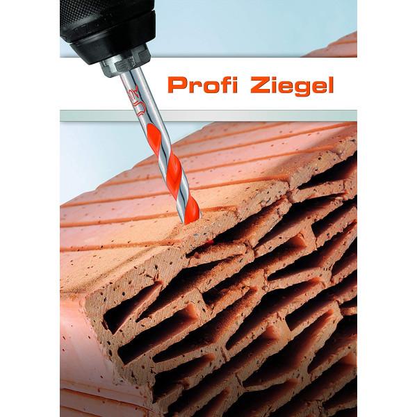 Сверло Profi Ziegel, L=200, Ø6.0  PL, ALPEN  — Инсел
