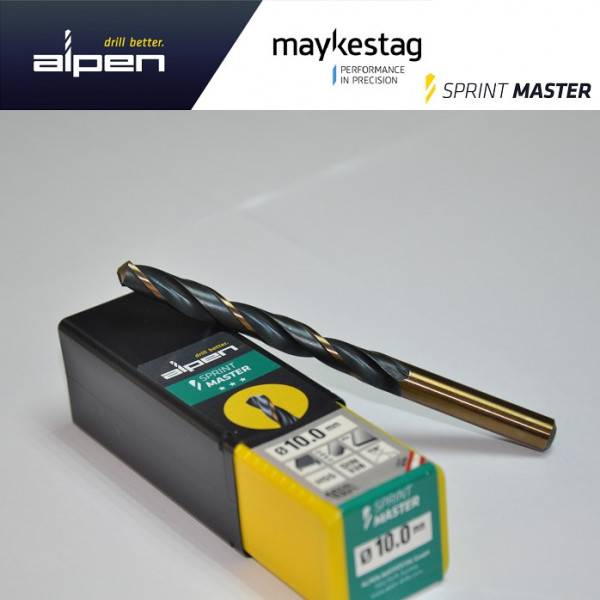 Сверло по металлу HSS Sprint Master Ø  5.5 мм. (10) TU  — Инсел