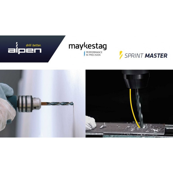 Сверло по металлу HSS Sprint Master (уменьшенный  хвостовик) Ø 18.5 мм. (3) TU  — Инсел