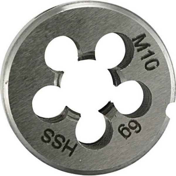 Плашка для нарезания резьбы 25x9 M 8 PLT - Инсел