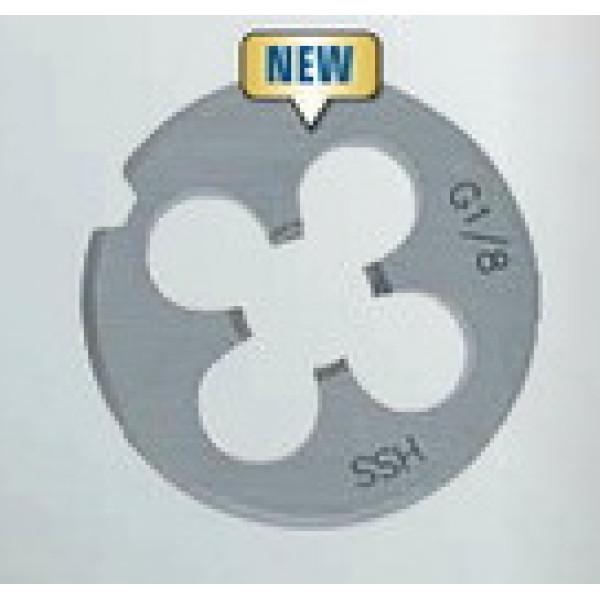 Плашка для нарезания резьбы G1/8