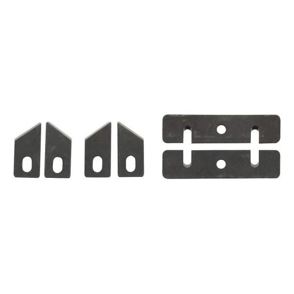 Комплект лезвий для резака кромочного (6шт.), KWB  — Инсел