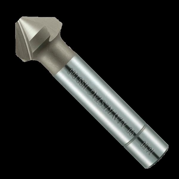 Зенковка коническая 90ø Cobalt 10.4 TU - Инсел