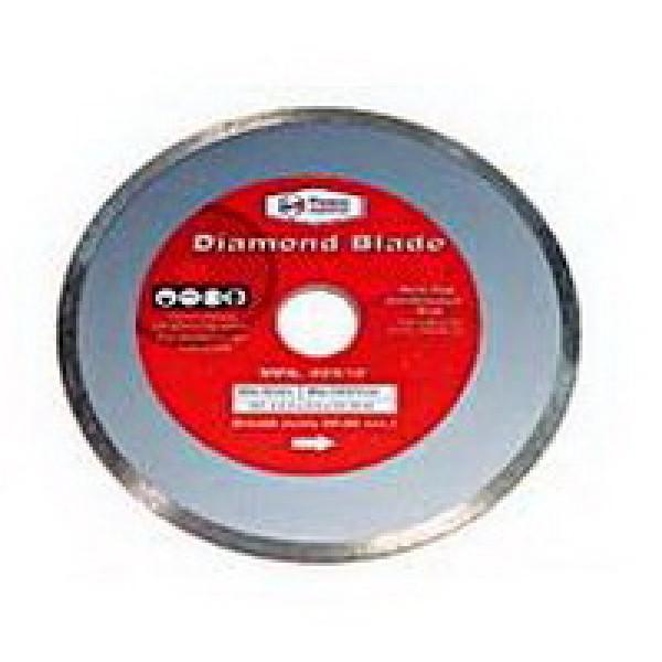 Диск алмазный сплошной по керамике 115х22,2мм, TAMOLINE - Инсел