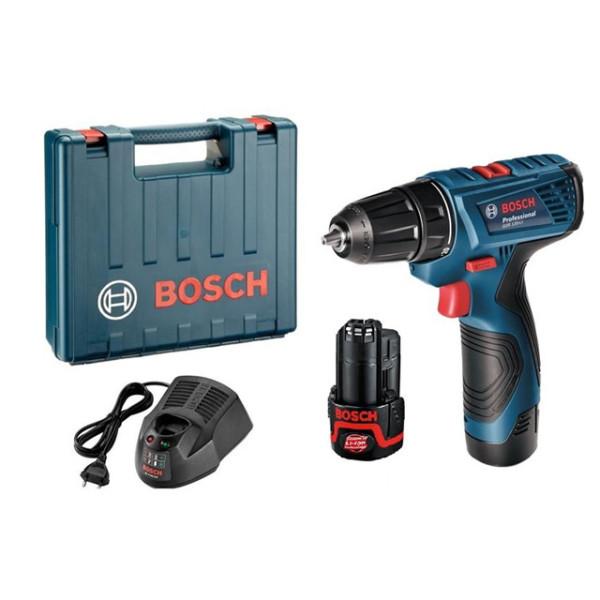 Дрель-шуруповерт аккумуляторная GSR 120-LI, Bosch — Инсел