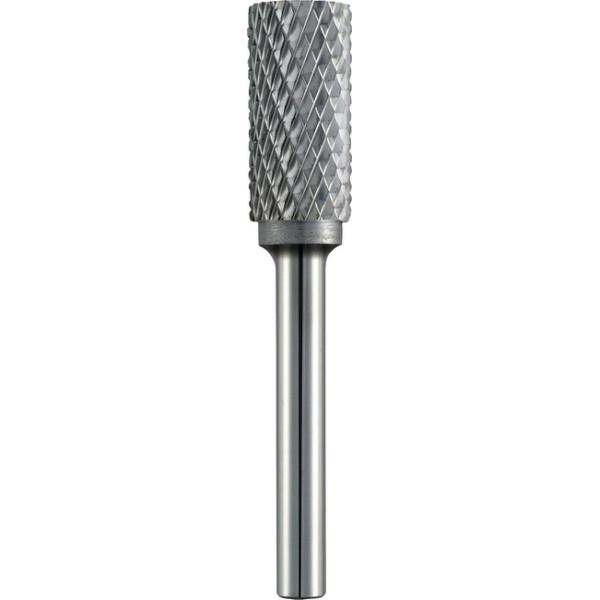 Бор-фреза цилиндрическая, Ø 3x50 рез 4, хвостовик Ø 3мм, тип ZYA - Инсел