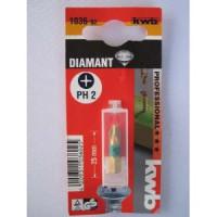 """Бита Diamant 1/4"""", PH2 25мм, KWB - Инсел"""