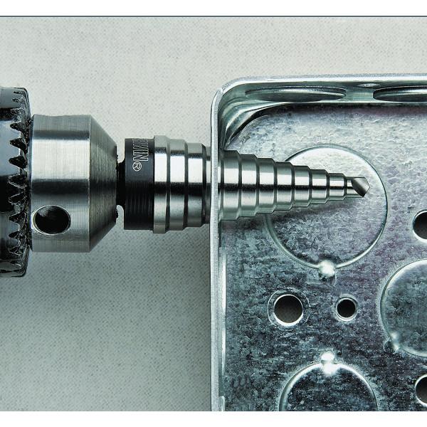 Многоступенчатое сверло UNIBIT 5M 5 - 35 мм 13 HOLES, IRWIN  — Инсел