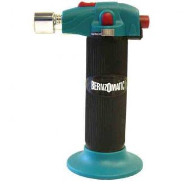 Бутановая газовая горелка с микро-регуляторами пламени (пистолет) ST1100T MICRO FLAME TORCH BUTA - Инсел