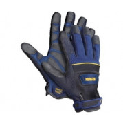 Перчатки HEAVY DUTY JOBSITE GLOVES XL - Инсел