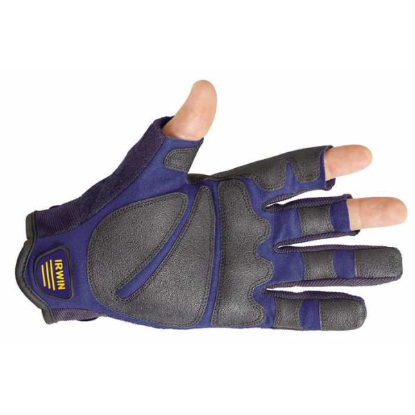 Перчатки для плотнических работ - размер L  — Инсел