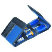 Набор стамесок в футляре 3шт.( 6,12,20 мм) IRWIN - Инсел