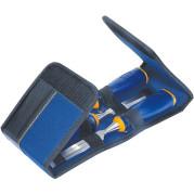 Набор стамесок MS500 в футляре 3шт.(10,15,20мм) IRWIN - Инсел