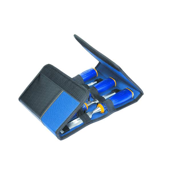 Набор стамесок MS500 в футляре 5 шт.( 6,10,16,20,26мм), IRWIN - Инсел