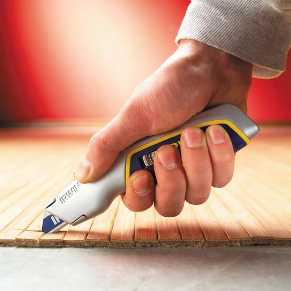 Нож с выдвижным лезвием ProTouch IRWIN 10504236  — Инсел