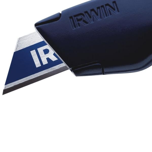 Нож STANDARD с фиксированным лезвием (3 лезвия в комплекте), IRWIN  — Инсел