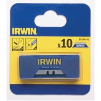 Лезвия трапециевидные IRWIN Bi-Metal в пенале - 10 шт. - Инсел