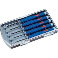 Набор отвёрток-5 шт. (PhO, Ph1, 1.4 мм, 2 мм 2.4мм) RTT PRECISION SCREWDR SET 5PC - Инсел