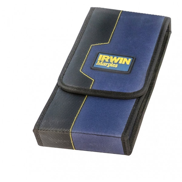 Набор стамесок МS750 в футляре 3 шт.(6,12,20 мм) IRWIN  — Инсел