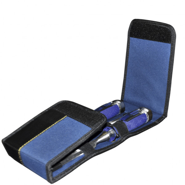 Набор стамесок МS750 в футляре 3 шт.(10,15,20 мм) IRWIN - Инсел