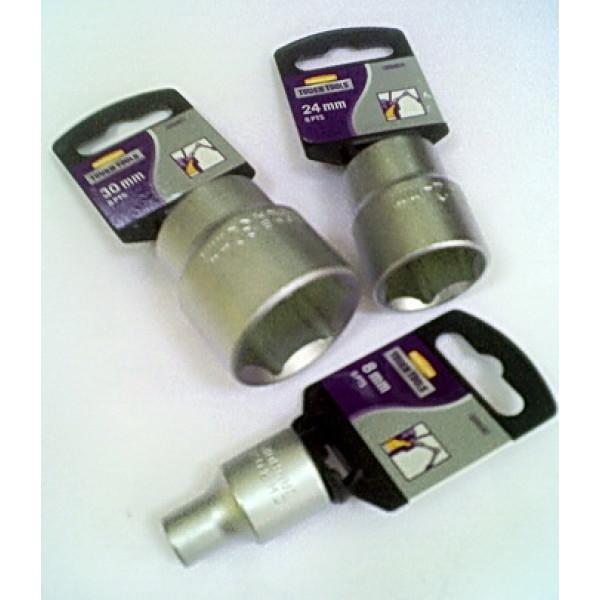1/2 16 мм головка торцевая RTT 6PTS. SOCKET  — Инсел