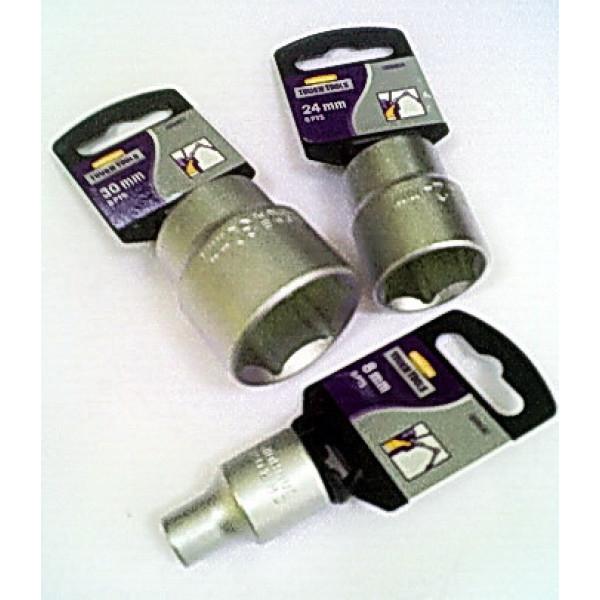 1/2  30 мм головка торцева RTT 6PTS. SOCKET  — Инсел