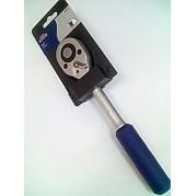 Ключ трещёточный профессиональный 10/250 мм Q- RELEASE RACHET 24 TOOTH - Инсел