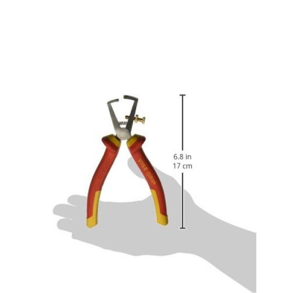 Кусачки для зачистки кабеля диэлектрические IRWIN 6