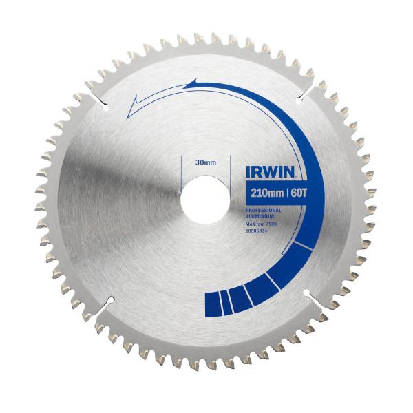 Дисковая пила по алюминию IRWIN PRO 300x96Tx30/28,6/20/16  — Инсел