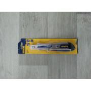 Нож Irwin Pro-Touch Snap-Off сверхпрочный 18 мм (уценка -10%) - Инсел