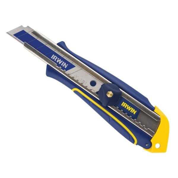 Нож 18 мм с винтовым зажимом IRWIN 10507580 — Инсел