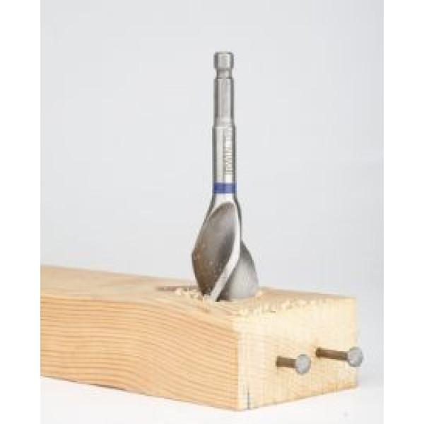 Сверло по дереву BlueGroovePower 16.0 мм, IRWIN - Инсел