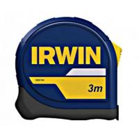 Рулетка 3м Standart, IRWIN - Инсел