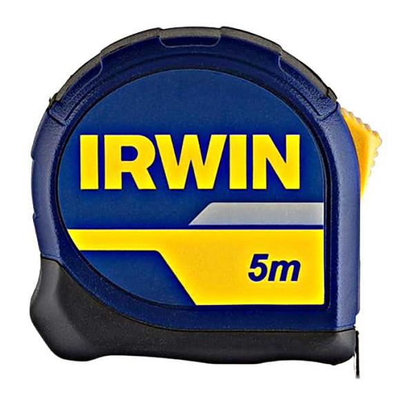 Рулетка 5м Standart, IRWIN  — Инсел