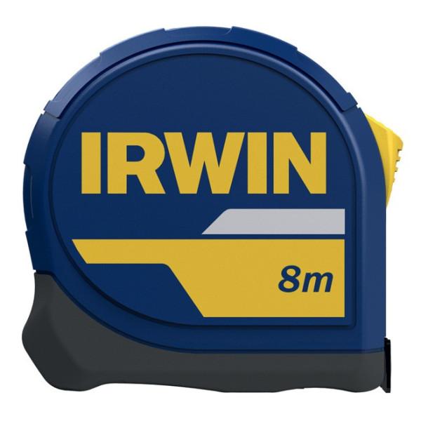 Рулетка 8м Standart, IRWIN  — Инсел