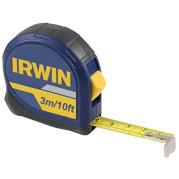 Рулетка Standart 3 м/10 футов, IRWIN - Инсел