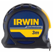 Рулетка профессиональная 3м, IRWIN - Инсел