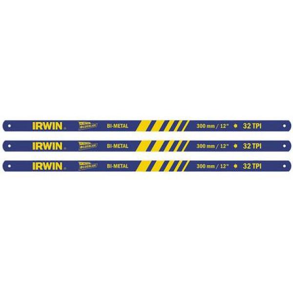 Набор полотен биметаллических 300мм, 3шт. (18,24,32 TPI), IRWIN - Инсел