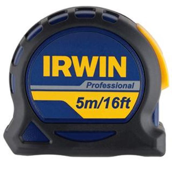 Рулетка профессиональная, 5м/16 футов (без упаковки),IRWIN - Инсел