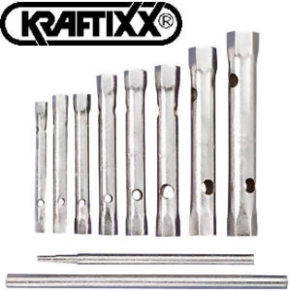 Набор ключей трубных торцевых  6х22мм (10предм.), KRAFTIXX  — Инсел