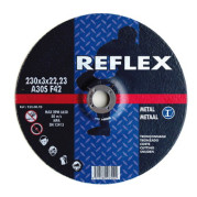 Диск отрезной по металлу 115х2.5х22, REFLEX/ORANGE - Инсел