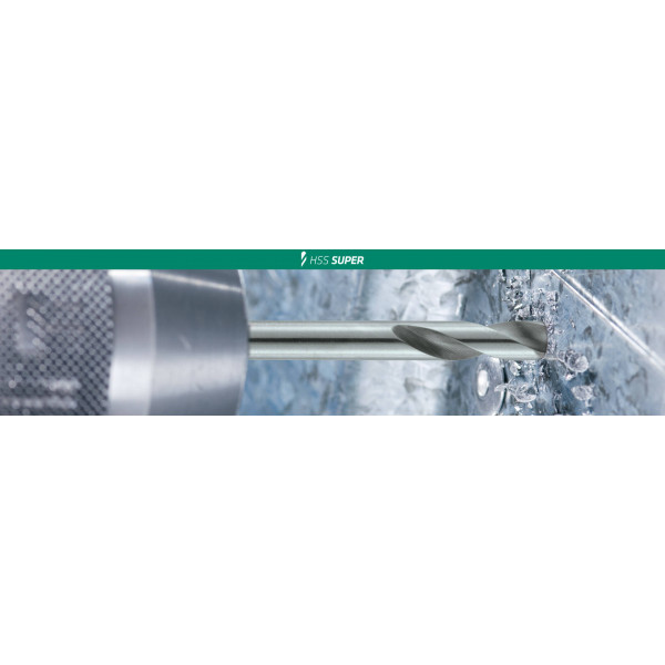 Сверло по металлу HSS-Super 4.0 PLT (2)  — Инсел
