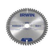 Диск пильный по алюминию 160х56х20, IRWIN - Инсел