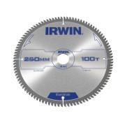 Диск пильный по алюминию 250х100х30, IRWIN - Инсел