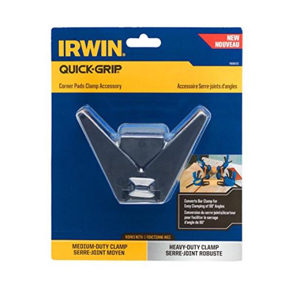Накладки для угловой струбцины, IRWIN  — Инсел