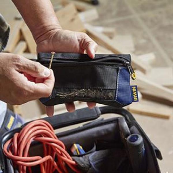Набор сумок-органайзеров для крепежа 1680 DEN, IRWIN  — Инсел