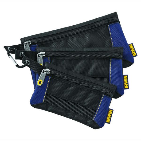 Набор сумок-органайзеров для крепежа 1680 DEN, IRWIN - Инсел