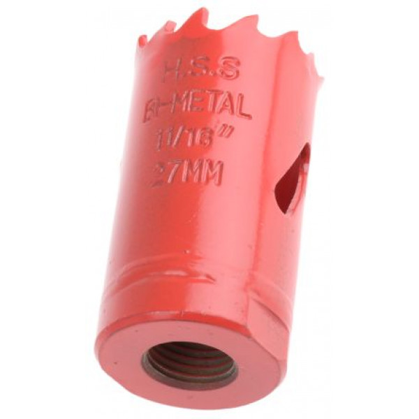 Коронка Bi-Metal  27мм, TAMOLINE - Инсел